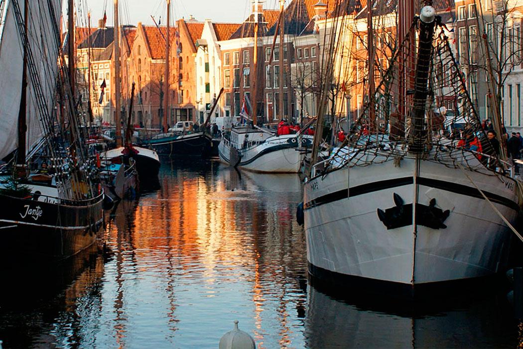 Overnachting op het water in hotelschip Groningen
