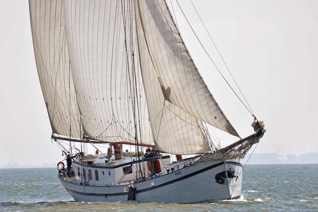 zeilschip mars